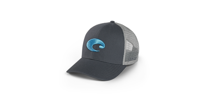 Wave Logo Trucker Hat