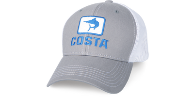 Costa Marlin Fitted Stretch Trucker Hat