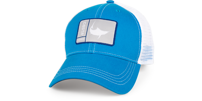 Costa Original Patch Marlin Hat