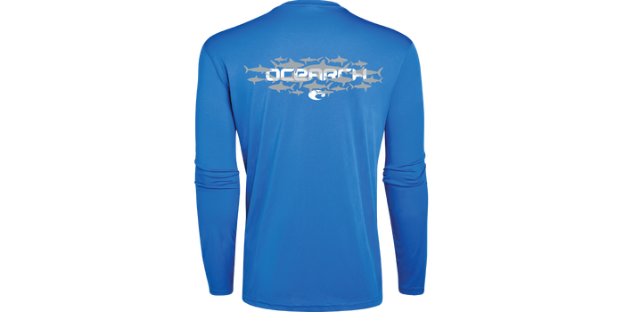 Ocearch Teck Lurk Long Sleeve Shirt