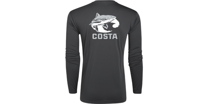 Ocearch Tech Wave Performance Long Sleeve Shirt
