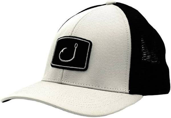 Iconic Fitted Mesh Hat