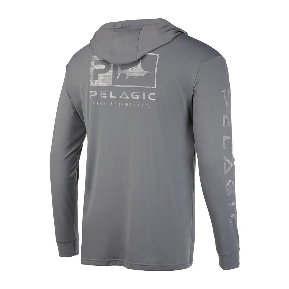 Aquatek Icon Hoody Long Sleeve Shirt