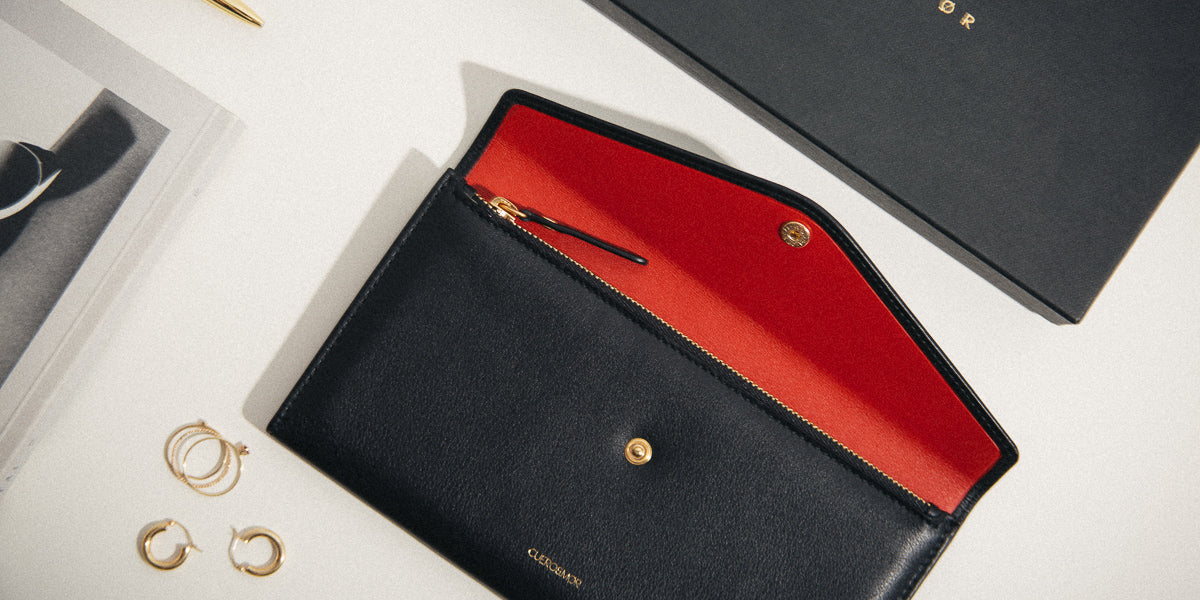 cuero and mor wallet passport edna
