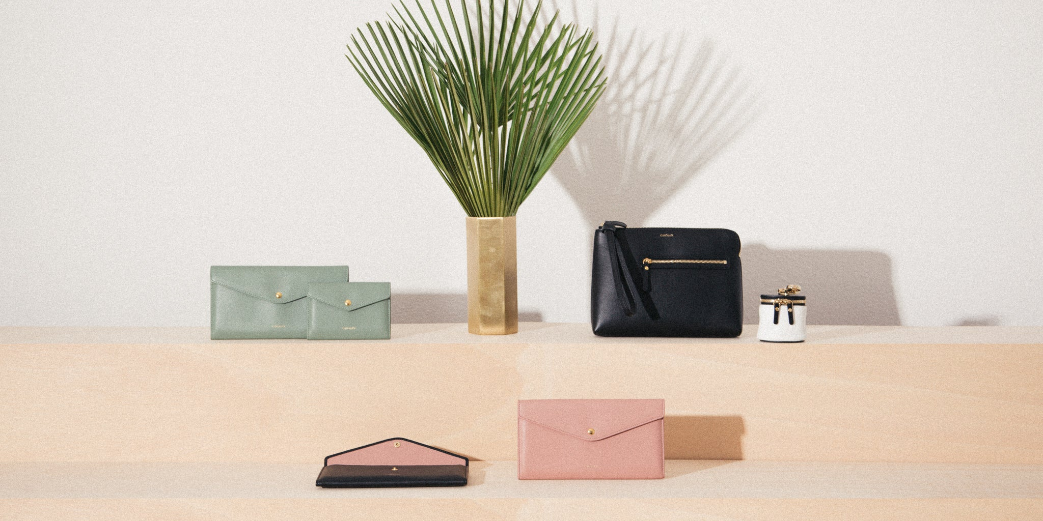 cuero and mor & small leather goods