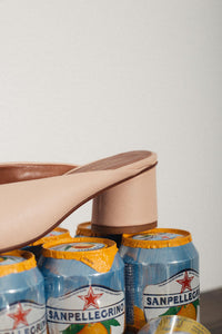 Mules - Nude Sale (SOLD OUT)