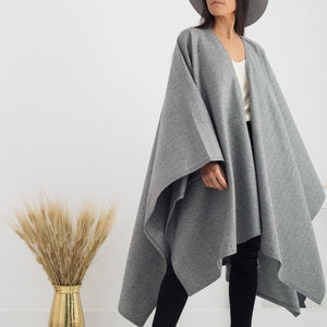 Cape - Grey Sale (SOLD OUT)