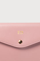 Edna Passport Wallet - Dusty Rose