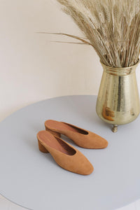 Mules - Cuero Suede Sale (ONLY 1)