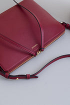 Top Zipper Bag - Red Wine Sale (ONLY 1)