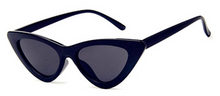Isabelle Cat Eye Sunglasses Black - Not Your Baby Boutique