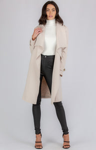 Alvina Wrap Style Jacket - Not Your Baby Boutique