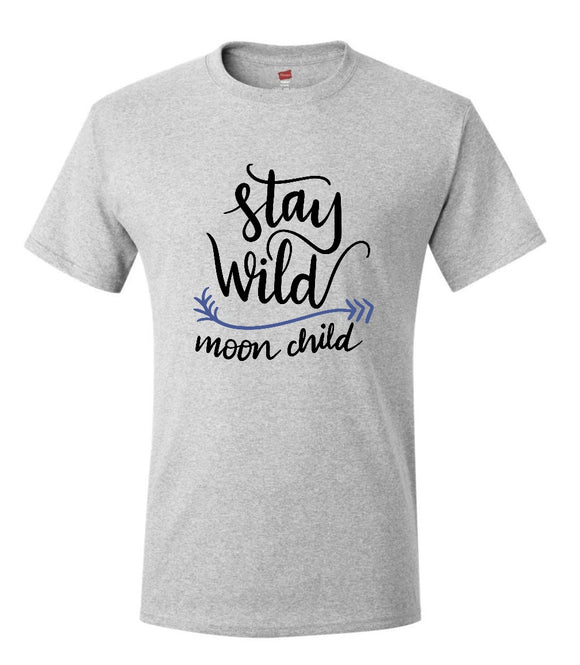 Stay Wild, Moon Child
