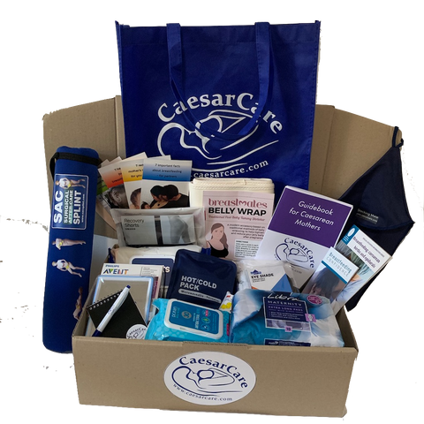 Deluxe C-section Recovery Pack - CaesarCare