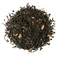 Ginger Black tea is a traditional Indian tea blend of strong and robust Assam black tea and ginger root.