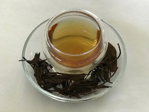 "LAPSANG SOUCHONG WILD BLACK TEA is an unsmoked black tea from Tongmu village, China. This unusual semi-wild black tea has an exotic 'Longan fruit"" aroma & strong honey & caramel flavour."