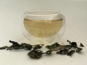 BAI MU DAN (WHITE PEONY) is a very delicate & elegant white tea with light fruity and floral fragrance & mild sweet flavour.