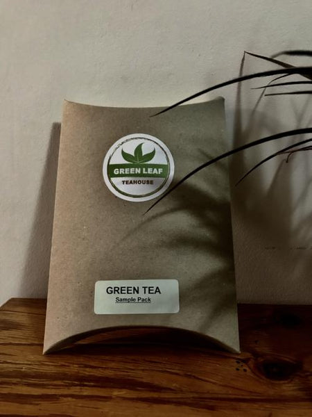 GREEN TEA SAMPLE PACK