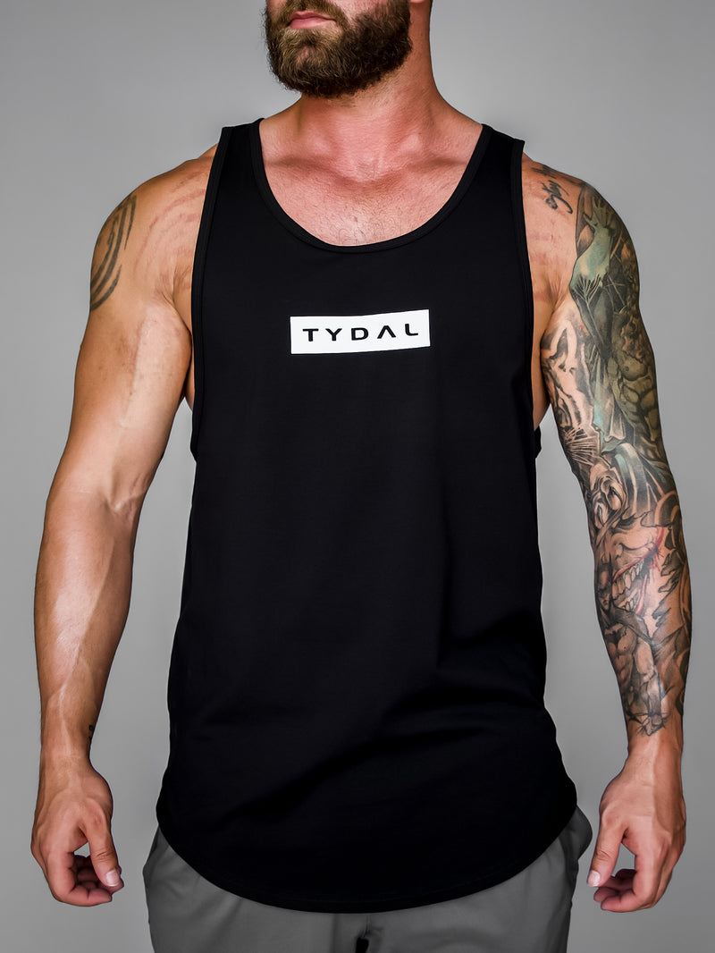 RBP Tank Top | Black