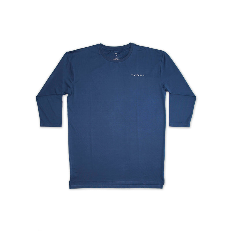Performance 3/4 Sleeve - Blue