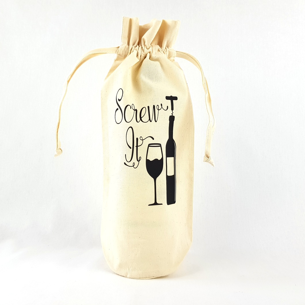 Screw It Bottle Bag