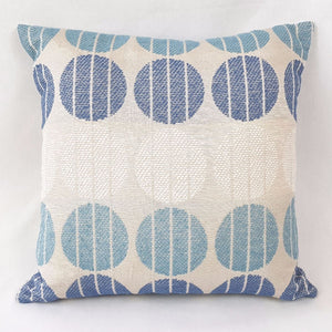Blue Spots Cushion
