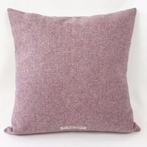 Purple Leaf Cushion