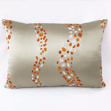 Mosaic Waves Cushion