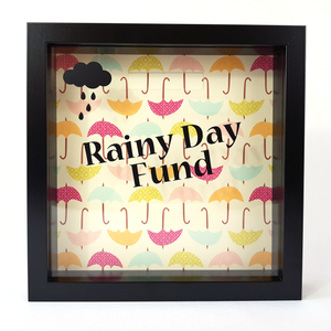 Rainy Day Fund - Money Box (Umbrellas)