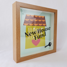 New House Fund - Money Box (Heart House)