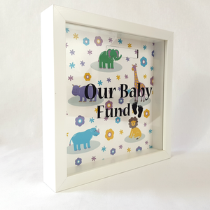 Our Baby Fund - Money Box (Zoo Animals)