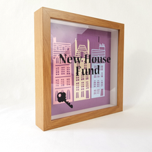 New House Fund - Money Box (3 Houses)