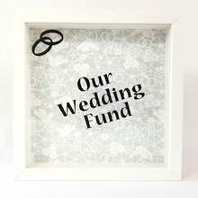 Our Wedding Fund - Money Box (Doves)