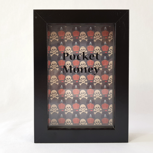 Pocket Money - Money Box (Pirates)