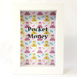 Pocket Money - Money Box (Hippos)