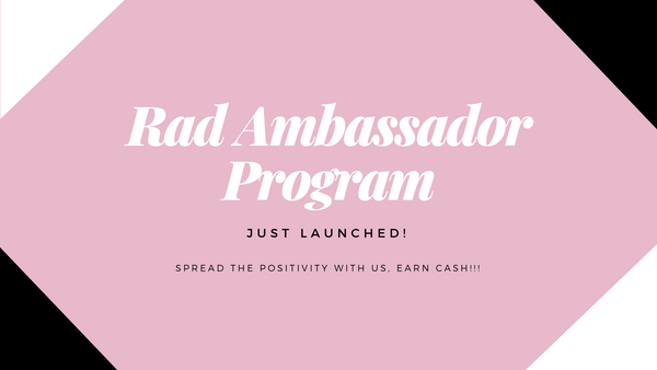 Rad Ambassador Program