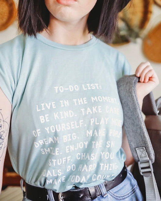 To-Do List Tee