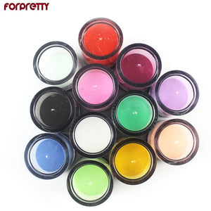 Acrilico Color Acrylic Powder Nail Art Poudre Acrylique Colored Acryl Monomer Acrylverf Nagels Polvos Acrilicos Ongles Colors