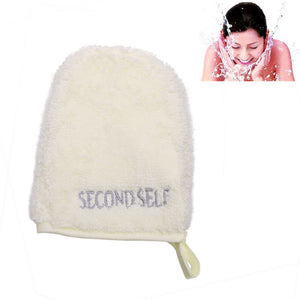 1PC Beauty Reusable Facial Cloth Face Towel Makeup Remover Cleansing Glove Tool