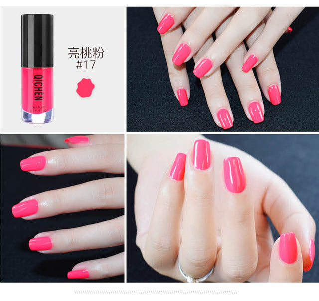 Professional 2017 New Nail Lacquer Art Decoration Waterproof 6ml ...