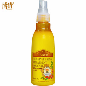 Old Ginger Supple Hair Spray Repair Damaged Dry Frizz Hair Nourishing No-clean Moisturizing Hair Conditioner Hair Care Products