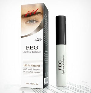 Eyebrow Enhancer Waterproof For Eyebrow Growth Treatment Makeup Brand FEG  Eye Brow Pencil Treatments Long Thicker Cosmetics Set