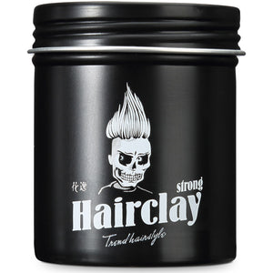 Tasteless hair wax men stereotypes oil head big back hair pomade is not hurt hair transparent mud head moisturizing gel cream