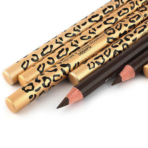 1 PCS Perfect Eyebrow shadows Waterproof Longlasting Make Up Tool Maquiagem Eyebrow Pencil & Brush Eye Brow Makeup Tools