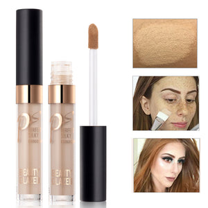 beauty glazed Brand Concealer Makeup Color Corrector Pore Dark Circles Full Cover Make Up Face Contour Liquid Concealer
