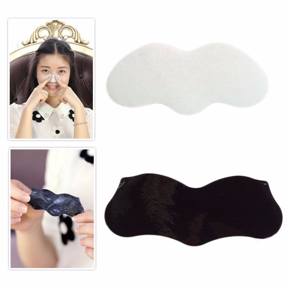 10Pcs Nose Mask Peel Off Nose Sticker Pore Cleansing Strips Blackhead Remover #Y207E# Hot Sale