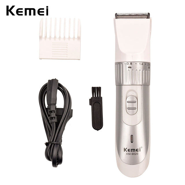 Portable Men Electric Shaver Beard Trimmer Hair Cutting Machine