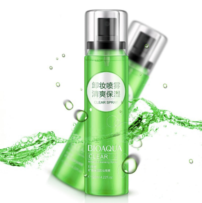 Mineral Moisturizing Makeup Remover Liquid Water Gentle Eye Lip Face Make-Up Remover Deep cleansing hydrophilic oil banila co