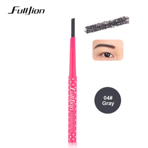 new Waterproof Eyebrow Pencil With Eye Brow Card Tool Lady Rotating Eyebrow Pencil 3Eyebrow Shaping  DIY Eyebrow Pen Makeup Set