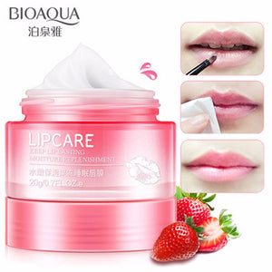 BIOAQUA Lip Care Keep Lip Lasting Moisture Replenishement Lip Sleeping Mask NEW